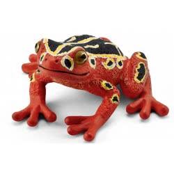 Schleich Βάτραχος Κόκκινος Αφρικανικός SC14760 4005086147607