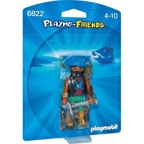 Playmobil Κουρσάρος Της Καραϊβικής 6822 4008789068224
