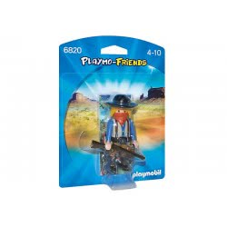 Playmobil Μασκοφόρος Ληστής 6820 4008789068200