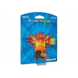Playmobil Πολεμιστής Φωτιάς 6819 4008789068194