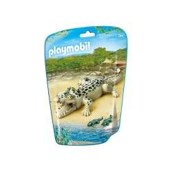 Playmobil Αλιγάτορας Με Τα Μωρά Του 6644 4008789066442