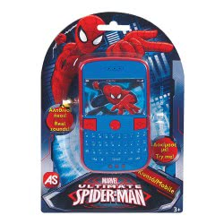 As company Παιδικό κινητό Spiderman 1027-64208 5203068642082