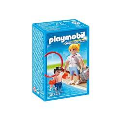 Playmobil Επόπτρια πισίνας 6677 4008789066770