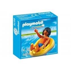 Playmobil Φουσκωτή Σαμπρέλα Για Νεροτσουλήθρες 6676 4008789066763