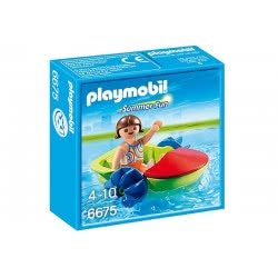 Playmobil Παιδικό Βαρκάκι 6675 4008789066756