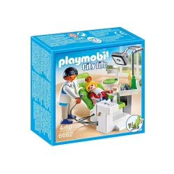 Playmobil Παιδοδοντίατρος με παιδάκι 6662 4008789066626