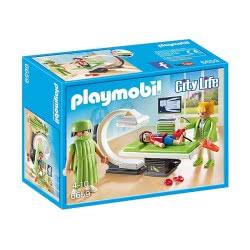 Playmobil Ακτινολογικό Τμήμα Κλινικής 6659 4008789066596