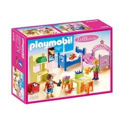 Playmobil Παιδικό δωμάτιο 5306 4008789053060
