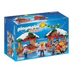 Playmobil Χριστουγεννιάτικη αγορά 5587 4008789055873