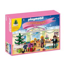 Playmobil Χριστουγεννιάτικο Ημερολόγιο Χριστουγεννιάτικο Δωμάτιο 5496 4008789054968