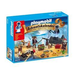 Playmobil Χριστ. Ημερ. Πειρατικό Νησί Θησαυρού 6625 4008789066251