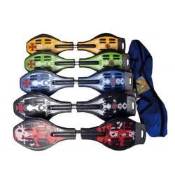 Toys-shop D.I Κυματοσανίδα Wave Board Σε 5 Χρώματα JI036304 5202015363049