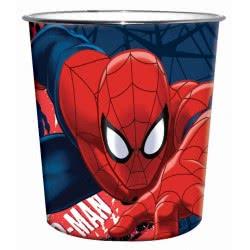 GIM Κουβάς Πλαστικός Spiderman 557-27353 5204549089891