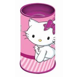 GIM Ξύστρα Βαρελάκι Μεταλλική Charmmy Kitty 335-16631 5204549064799