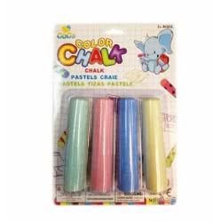 Toys-shop D.I Κιμωλίες Γίγας Χρωματιστές Σε 4 Χρώματα JK073596 6990416735969