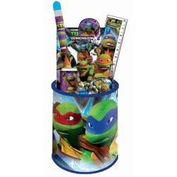 GIM Σετ Δώρου Μολυβοθήκη Ninja Turtles 334-06884 5204549064195