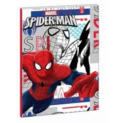 GIM Τετράδιο 17X25cm Spiderman 337-64400 5204549057906