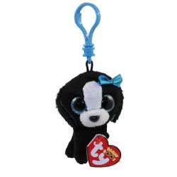 ty Beanie Boos Χνουδωτό Κλιπ Μπρελόκ Σκύλος Μαύρος 8.5 Εκ. 1607-35013 008421350131