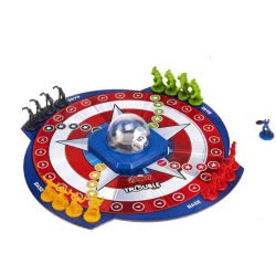 Hasbro Επιτραπέζιο Marvel Avengers Trouble B5706 5010993316403