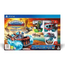 Activision PS4 Skylanders Superchargers Starter Pack 5030917163029 5030917163029