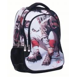 NO FEAR Τσάντα δημοτικού οβαλ Everest 347-07031 5204549093393