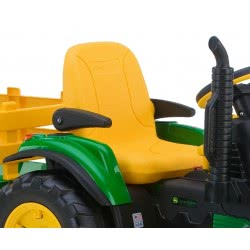 Peg-Perego Toys PEG-PEREGO ΗΛΕΚΤΡΟΚΙΝΗΤΟ 12V JOHN DEERE GROUND FORCE Q/TRAILER NEO OR0047 8005475323342