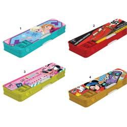 Diakakis imports Κασετίνα Μαγνητική Disney 4 σχέδια 0561051 5205698185410