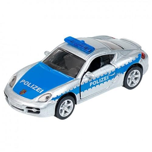 siku Αυτοκινητάκι Αστυνομίας Ασημένιο Πράσινο SI001416 4006874014163