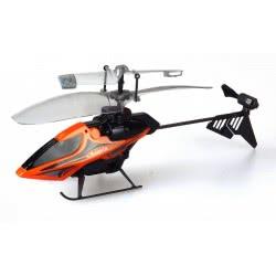 Silverlit Τηλεκατευθυνόμενο ελικόπτερο i/r Air Spiral (2ch) 7530-84689 4891813846895