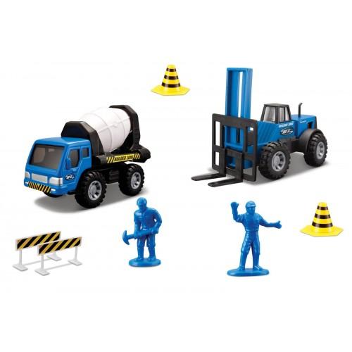 Maisto Fresh Metal Builder Zone Rapid Repair 22326 090159223269
