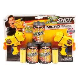 As company X-Shot Excel Σετ 2 όπλα με αφρώδη βελάκια 5201-03621 845218008321