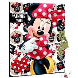 GIM Ημερολόγιο Minnie Mouse 340-66910 5204549064218