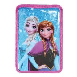 Diakakis imports Σχολική Κασετίνα Διπλή Disney Frozen 0561416 5205698184000