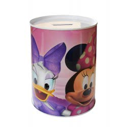 Diakakis imports Μεταλλικός Κουμπαράς Minnie Mouse 0561368 5205698191015
