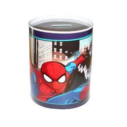 Diakakis imports Μεταλλικός Κουμπαράς Spiderman 0500647 5205698191107