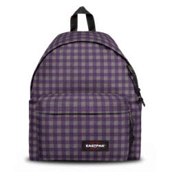 Eastpak σακίδιο πλάτης Padded pak`r - checksange purple EK620-32M 5415320545530