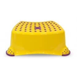 just baby Βοηθητικό Σκαλοπατάκι μπάνιου Χρώμα Κίτρινο JB-8812-YELLOW 5221275905028