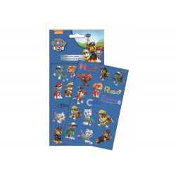 GIM Sticker Puffy Pvc Paw Patrol 774-00029 5204549071155