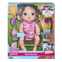 Hasbro Baby Alive Μπουσουλίτσα B6048 5010994956974