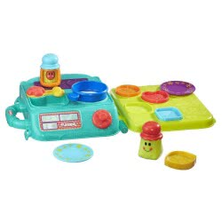 Hasbro Playskool Pretend N Go Kitchen B5848 5010994953478