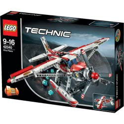 LEGO Technic Fire Plane Πυροσβεστικό Αεροπλάνο 42040 5702015349772