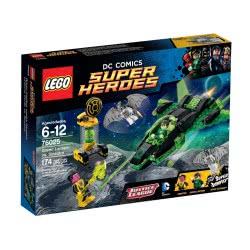 LEGO Super Heroes Green Lantern Vs. Ο Γκριν Λάντερν Εναντίον Σινέστρο 76025 5702015353908