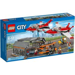 LEGO City Airport Αεροπορική Επίδειξη Αεροδρομίου 60103 5702015591706