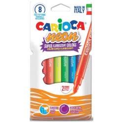 CARIOCA Neon 8τεμ 23063-CARIOCA 8003511427856