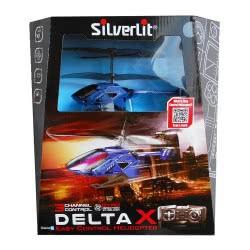 Silverlit Τηλεκατευθυνόμενο ελικόπτερο i/r Delta X (3ch) 7530-84732 4891813847328