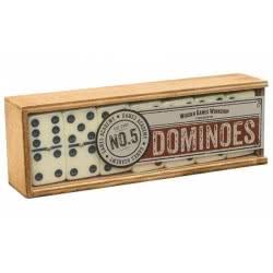 Professor Puzzle White Dominoes GA-1 5060036537548