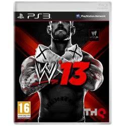 THQ PS3 WWE 13 4005209166515 4005209166515
