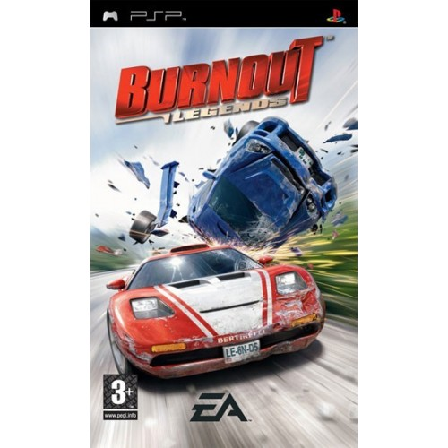 EA GAMES PSP Burnout Legends 5030930094980 5030930094980