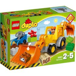 LEGO DUPLO Town Τροχοφόρος Εκσκαφέας 10811 5702015599382