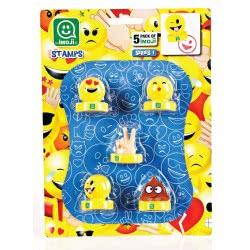 Imoji Σφραγιδοφιγούρες σε καρτέλα 5 τεμαχίων MJE03000 8056379011880